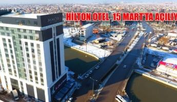 DOUBLETREE BY HİLTON AFYONKARAHİSAR 15 MART'TA AÇILIYOR