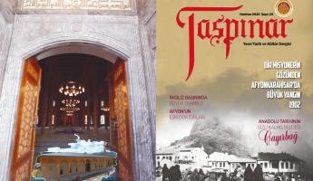 Taşpınar Dergisinin 23. sayısı çıktı