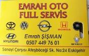 Emrah Oto Full Servis/Eskişehir